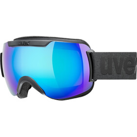 UVEX Downhill 2000 CV Gogle, black mat/colorvision blue fire